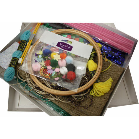 RVFM Home Learning Craft Kit