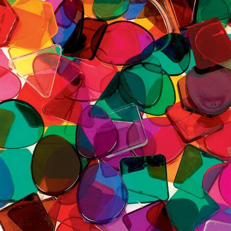 RVFM Mosaic Translucent Tiles 500g Pack