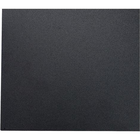 RVFM Polypropylene Sheet Black