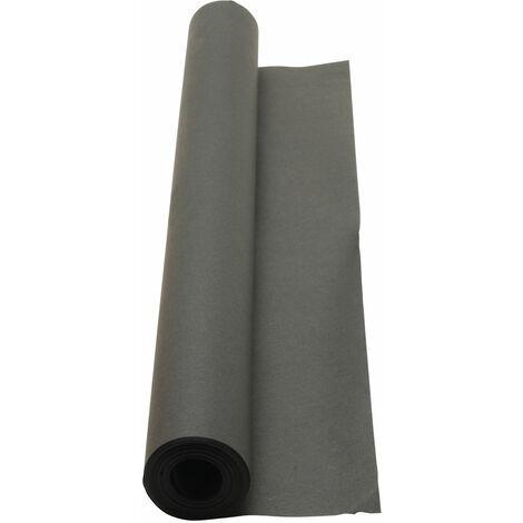 RVFM Sugar Paper Display Roll Black 508mm x 10m 80gsm