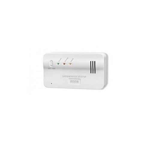 RWT6C080000A risco rokonet home burglar alarm carbon monoxide detector Radio