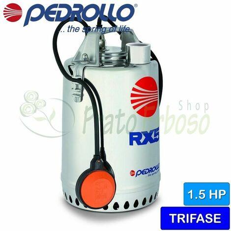RX 5 - motor de la Bomba de agua clara de tres fases
