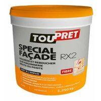 RX2 TOUPRET Filler Coating for 1.25Kg Faade Special - LSRX3P125