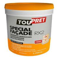 RX2 TOUPRET Filler Coating for 1.25Kg Facade Special - LSRX3P125
