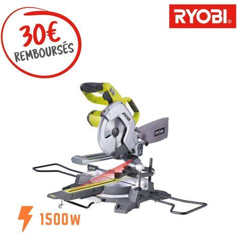 RYOBI 1500 W 216mm EMS216L Elektrische Radial-Gehrungssäge