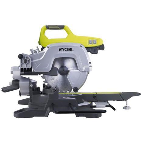 RYOBI 1500W 216mm Stationary Radial Miter Cutter EMS216LSG