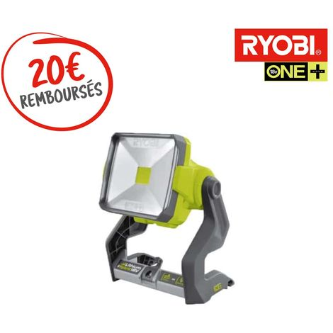 RYOBI 18 V LED Spotlight OnePlus 2000 lumens - without battery and charger R18ALH-0