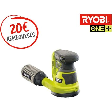 RYOBI 18 V OnePlus Eccentric Sander without Battery or Charger R18ROS-0