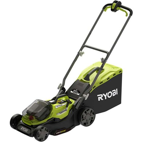 RYOBI 18V Brushless Mower - cuts 37cm - Without battery or charger - RY18LMX37A-0