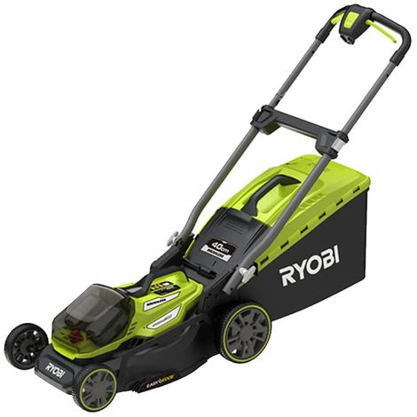 RYOBI 18V Brushless Mower - cuts 40cm - Without battery or charger - RY18LMX40A-0