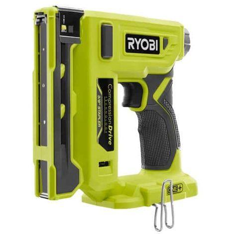 RYOBI 18V Hefter ohne Batterie und Ladegerät - R18ST50-0