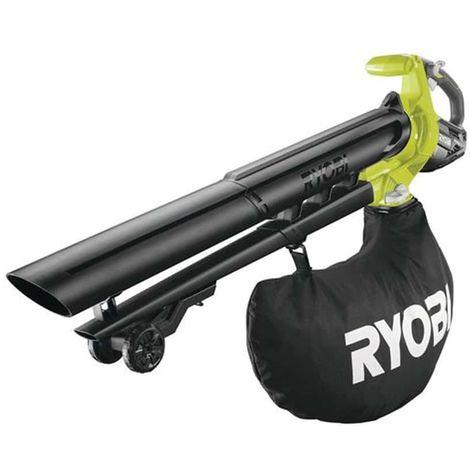 RYOBI 18V LithiumPlus OnePlus Soplador de vacío sin escobillas - Sin batería ni cargador OBV18