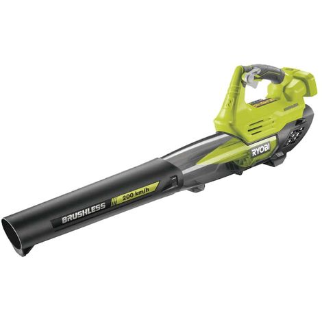 RYOBI 18V One Plus Blower - Turbo Jet Brushless - without battery or charger - RY18BLXA-0