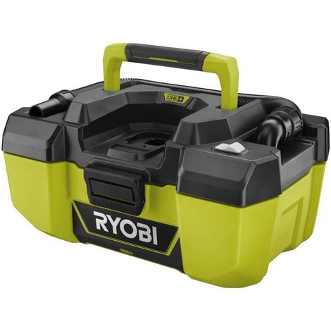 RYOBI 18V One Plus Shop Vacuum - without battery and charger R18PV-0