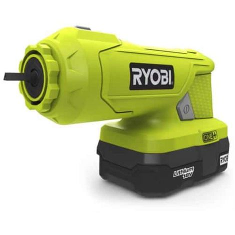 RYOBI 18V OnePlus EasyStart Starter - 1 lithium-ion battery 1 3Ah - 1  charger 3 hours OES1813