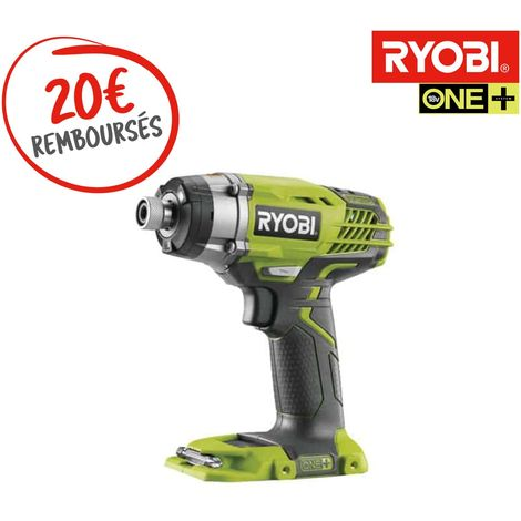 RYOBI 18V OnePlus impact driver - without battery or charger R18ID3-0