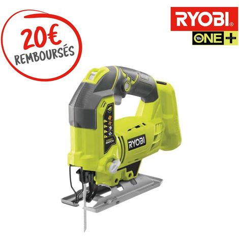 RYOBI 18V OnePlus Pendulum Jig Saw - without battery or charger R18JS-0