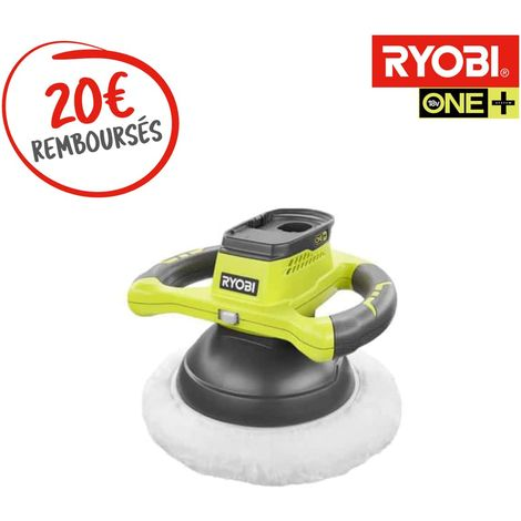 RYOBI 18V OnePlus Polisher - without battery or charger R18B-0