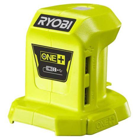 RYOBI 18V OnePlus USB Charger - 2 USB ports - R18USB-0