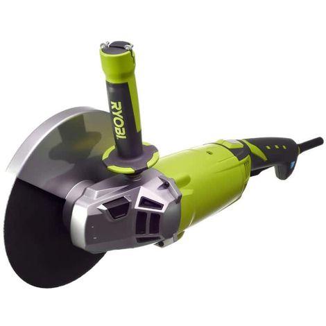 RYOBI 2000W 230mm angle grinder - shockproof case - Diamond disc EAG2000RSD1
