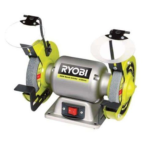 RYOBI 370W - 150mm RBGL650G Disco y tambor de banda estacionario