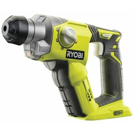 Ryobi 4892210130211 Marteau Perforateur SDS+ sans fil, 18 V, Multicolore
