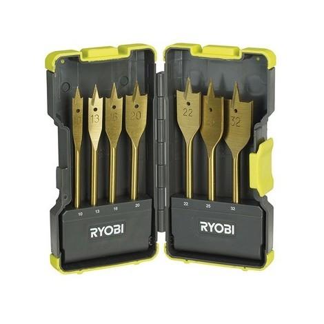 Ryobi 5132002252 RAK-07SP Spade Bit Set of 7