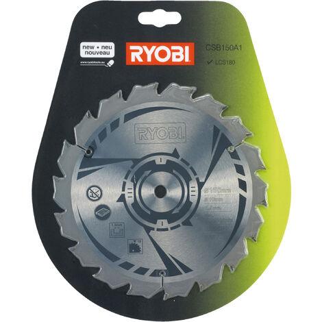 """main image of """"RYOBI - 5132002579 - CSB150A1 - Disco de sierra circular de 150mm"""""""