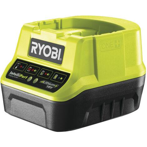 RYOBI - 5133002891 - RC18120 - Cargador 18V ONE+ 2,0 AH