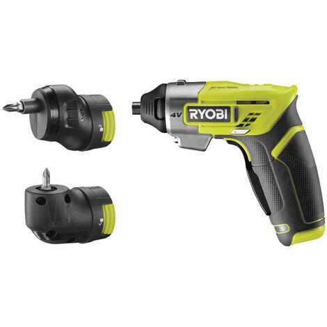 RYOBI - 5133003409 - ERGO-A2 - Kit de atornillador ERGO de 4V sin cable