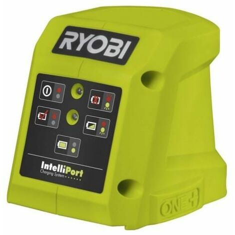 Ryobi - Chargeur rapide One+ 18V 1,5A/h - RC18115