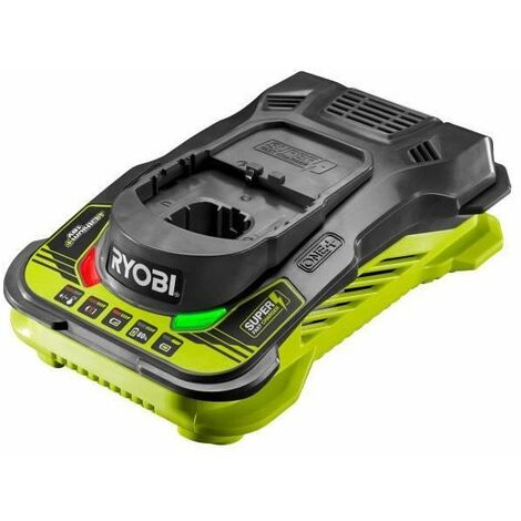 """main image of """"RYOBI Chargeur ultra rapide - 5A"""""""