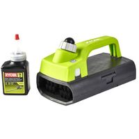 RYOBI cleaning brush for 10cm hedge trimmer and 76ml lubricating oil RAC311