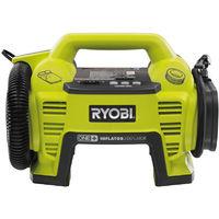 Ryobi Compresseur sans fil R18I-0 avec 18V batterie+chargeur RC18120-140 - 5133001834-S
