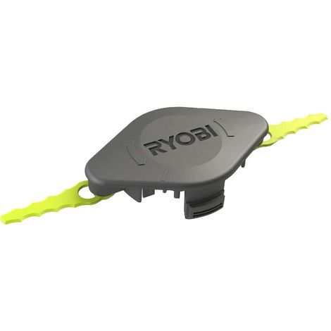RYOBI double serrated blades head for edge trimming on battery RAC155