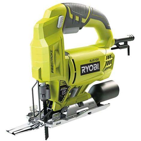 RYOBI electric jig saw 500W 72mm wood RJS720-G