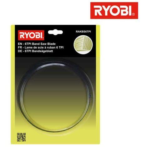 RYOBI medium cutting blade for band saw RBS904 RAKBS6TPI