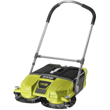 RYOBI motorized 18V OnePlus 533 mm sweeper - Without battery and charger R18SW3-0