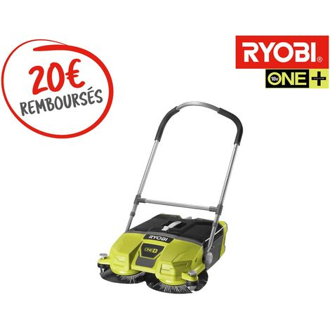 RYOBI motorized sweeper 18V OnePlus 533 mm R18SW3-0