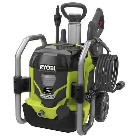 Ryobi - Nettoyeur haute pression à batterie 36V 120 bar sans batterie ni chargeur - RPW36120HI