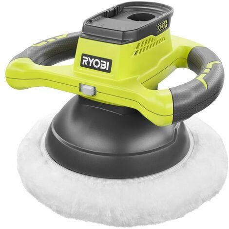 Ryobi ONE+ R18B-0 18V Cordless Polishing & Waxing Buffer (Body Only)