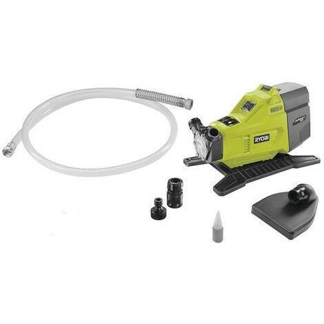 Ryobi - Pompe à eau 18 V One+ capacité max. 1500 l/h sans batterie ni chargeur - R18TP-0 - TNT