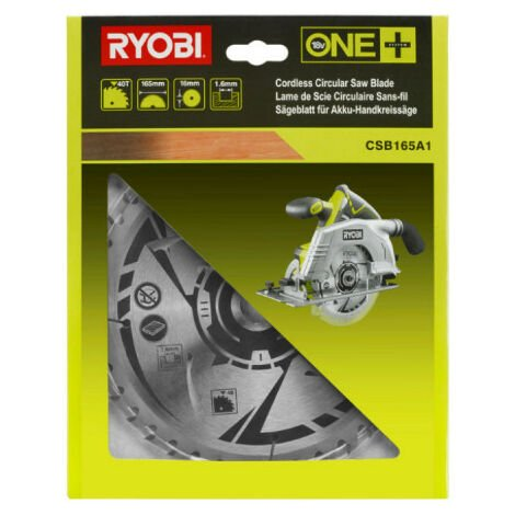 Ryobi R18CS-0 Scie circulaire 18 V One+