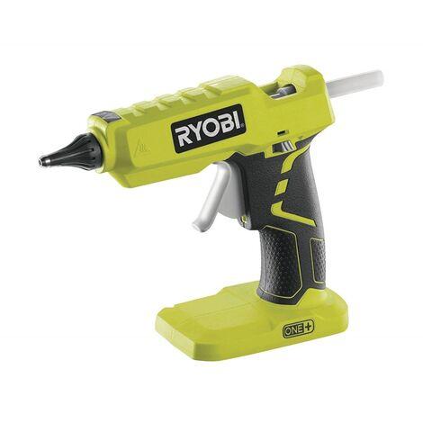 "main image of ""Ryobi R18GLU-0 18V ONE+ Cordless Glue Gun (Body Only)"""