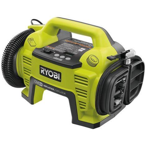 Ryobi R18I-0 ONE+ Inflator, 18 V (Body Only)