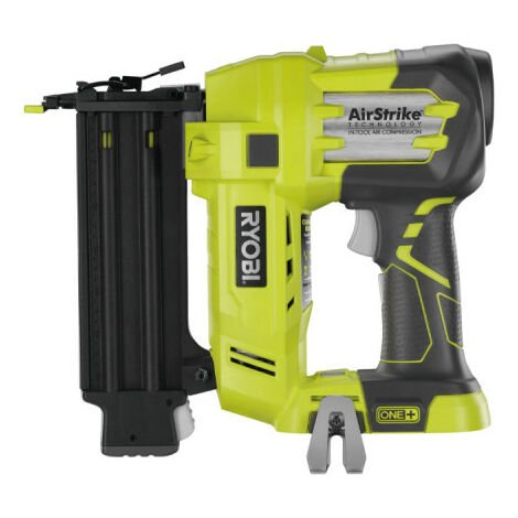 Ryobi R18N18G-0Cloueur à air comprimé à batteries 18V Li-Ion (machine seule) - 15-50mm - 18 Gauge