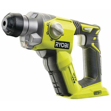 Ryobi R18SDS-0 Marteau Perforateur 4 modes 18V SDS-plus - sans batterie ni chargeur