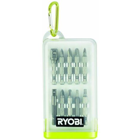 Ryobi RAK28SD Étui 28 accessoires de vissage
