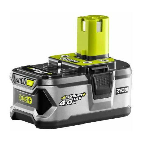 "main image of ""Ryobi RB18L40 Lithium+ Batterie - 5133001907"""