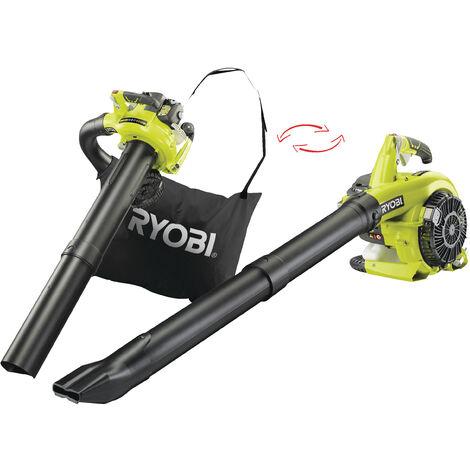 Ryobi RBV26B RBV26B-Aspirador, soplador, triturador de 26 CC